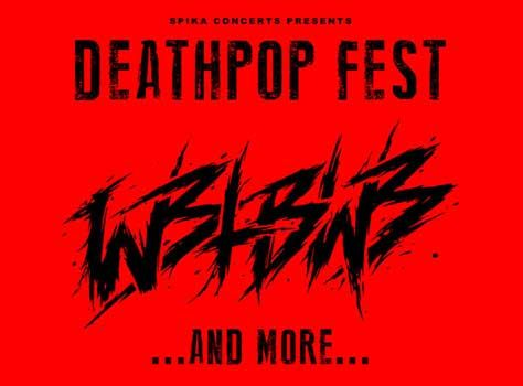 «Deathpop Fest»: We Butter The Bread With Butter