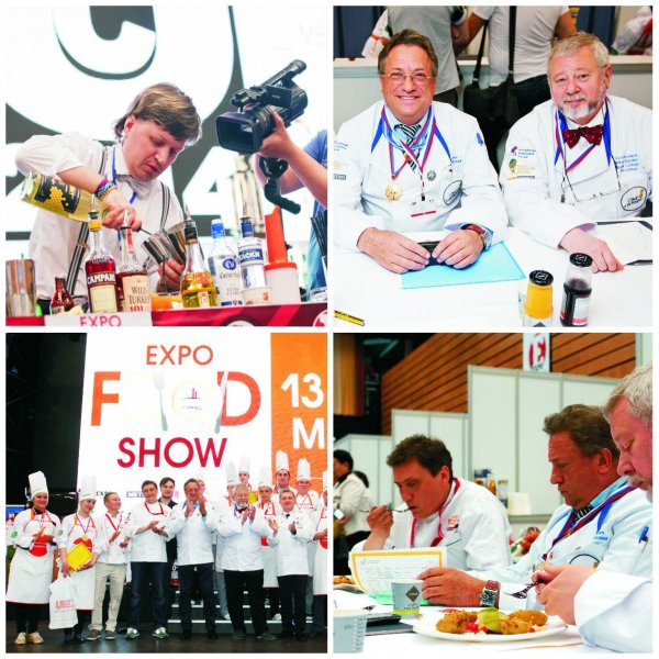 Expo food show 2016